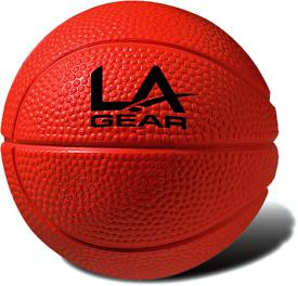 Promotional Stress Ball Image-Basketball