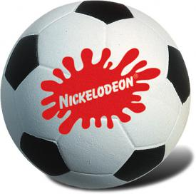 Promotional Stress Ball Image-Soccer Ball