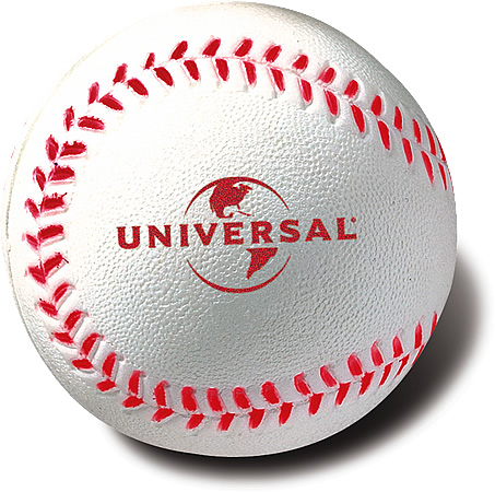 Promotional Stress Ball-Baseball