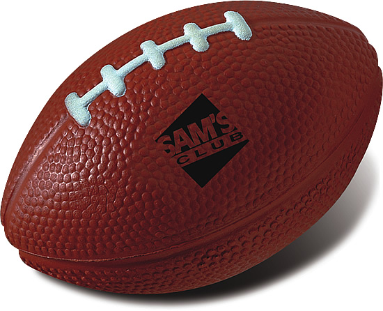 Promotional Stress Ball-Football