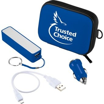Jive Power Bank Kit Royal Blue Colors Image