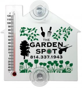 Promotional Home - Barn Advertising Thermometer