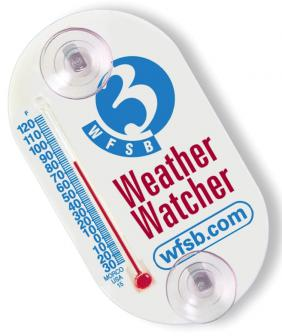 Promotional Indoor Outdoor Advertising Thermometer