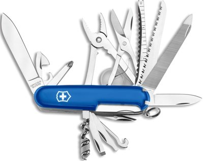 Cobalt Swiss Champ Knife