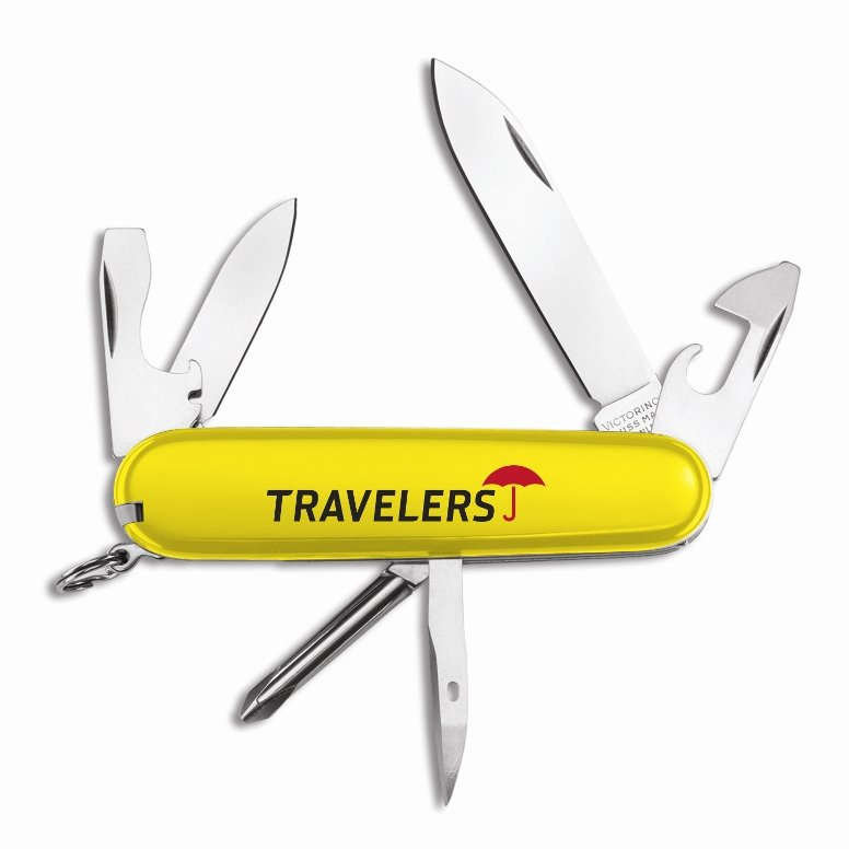 Promotional Knives - Tinker Swiss Army Pocket Knife