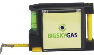 Combo Level Notepad Advertising Tape Measure