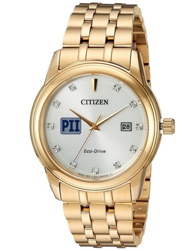 Citizen Eco Drive Diamond Collection Mens Watch