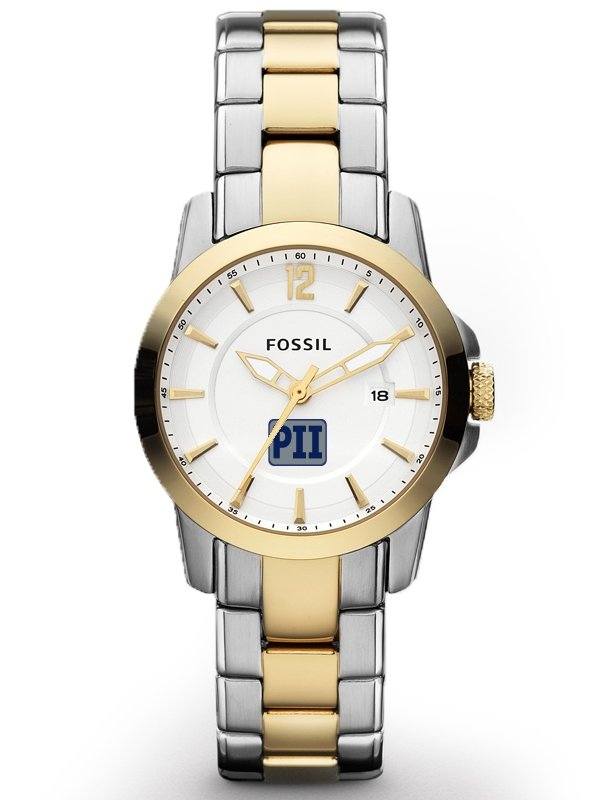 Fossil Casual Two Tone Womens Watch