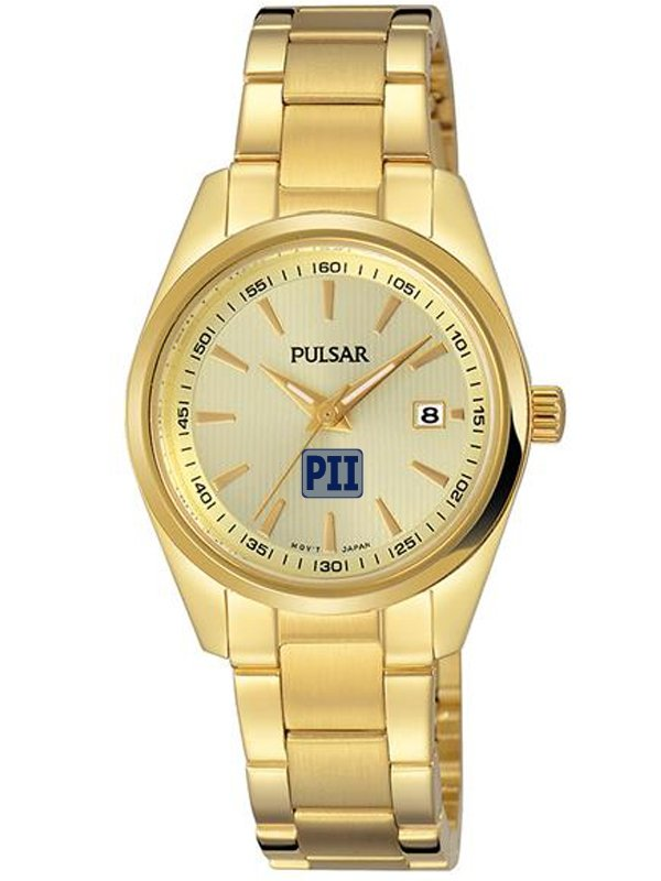 Pulsar Gold Prime Womens Watch