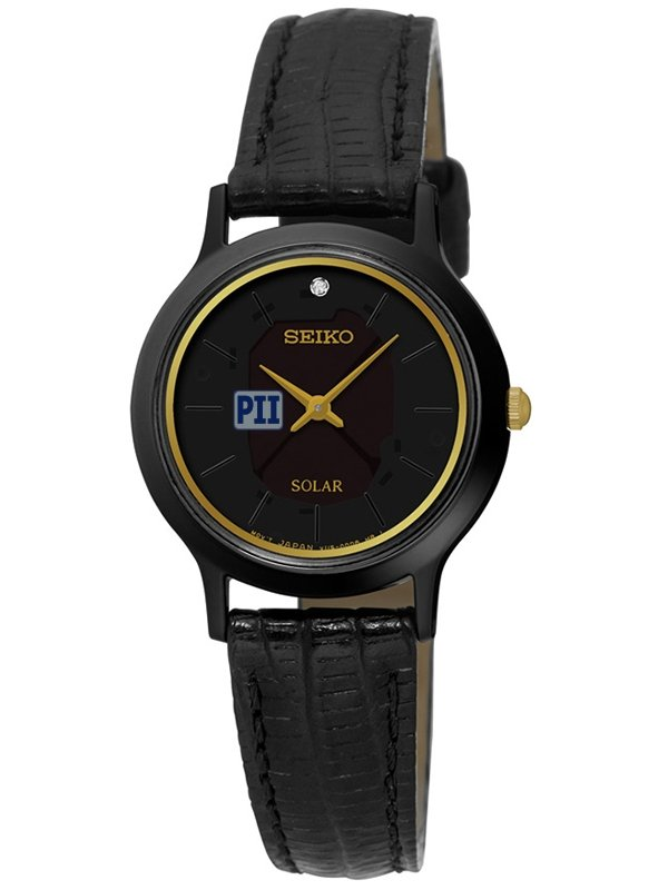 Seiko Core Solar Dress Womens Watch