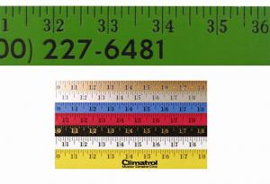 Yardstick Colored