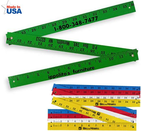 Yardstick Colored Folding