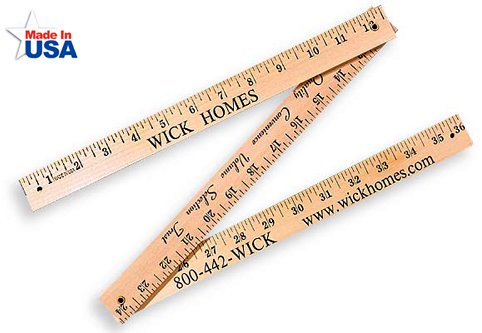 Promotional Folding Yardstick