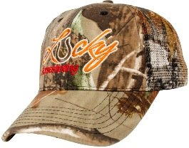 Camo Hats Embroidered