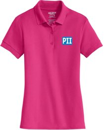 Mens Polo Shirt with Logo