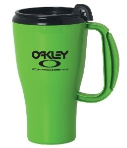 16 oz. Plastic Travel Mug