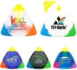 Tri Mark Triangle Highlighters