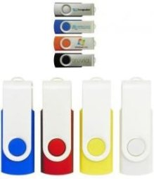 Flash Drives Printed