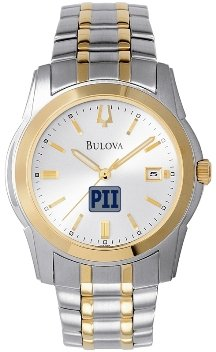 Bulova Mens Logo Watch