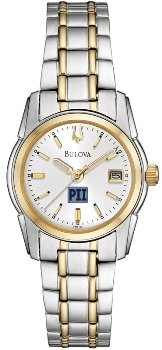 Bulova Womens Logo Watch
