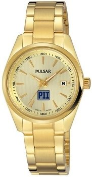 Pulsar Womens Logo Watch